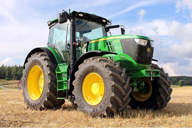 Yorkshire Engines - John Deere Tractors.