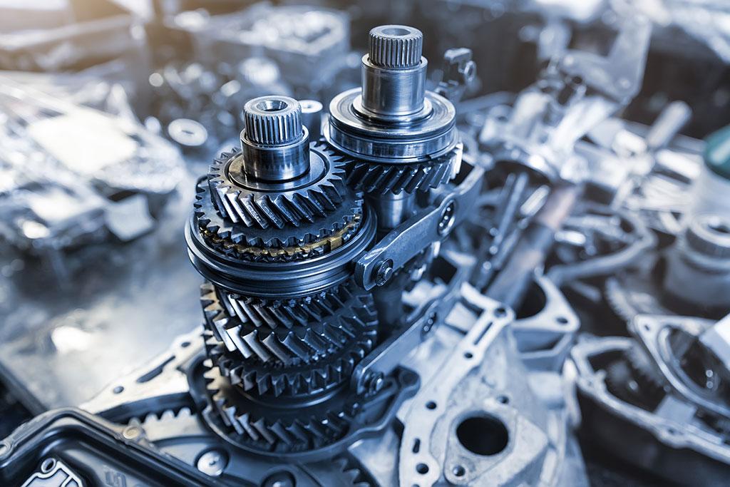Yorkshire Engines - Gearbox Repair